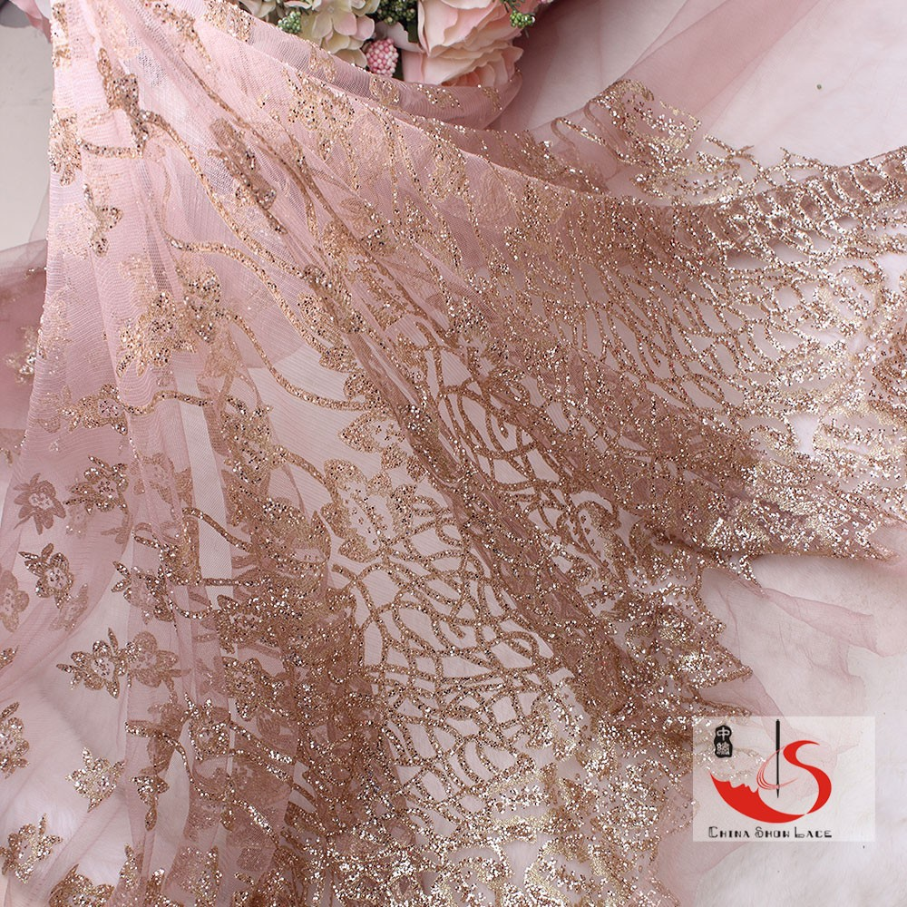 Sequin Dress Fabric