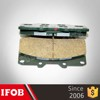IFOB Semi Metal Brake Pads For