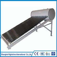 Modern design Non-pressure Solar Collector for Project Compact Unpressurized Water Heating System Domestic Using