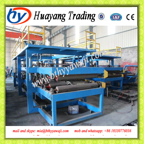 New design sandwich panel machine manufacturers with low price