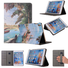 Hot New Product Folding Stand Leather Tablet Cover Case for Apple iPad Pro, For iPad Pro Case 10.5 inch