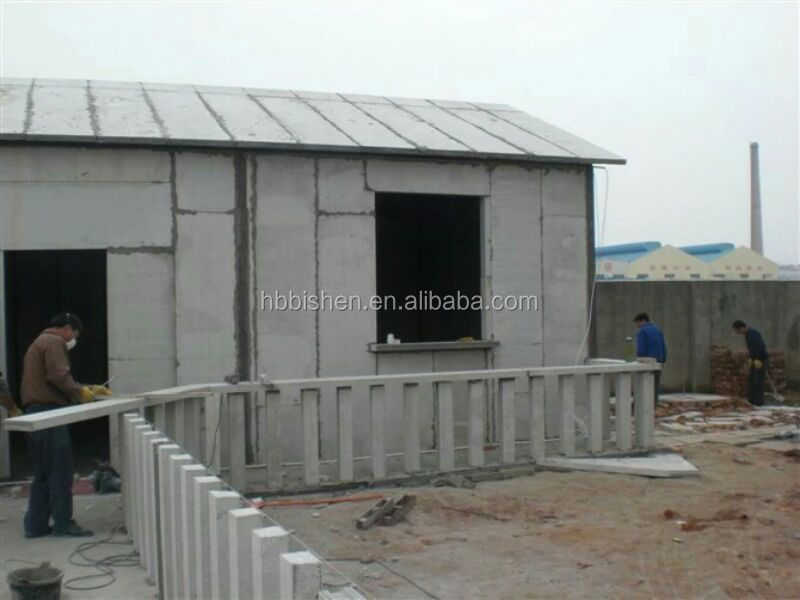 Xiamen factory sell for light weight fire rated eps cement prefabricated sandwich panel