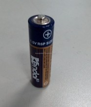 PVC jacket R6 AA dry battery