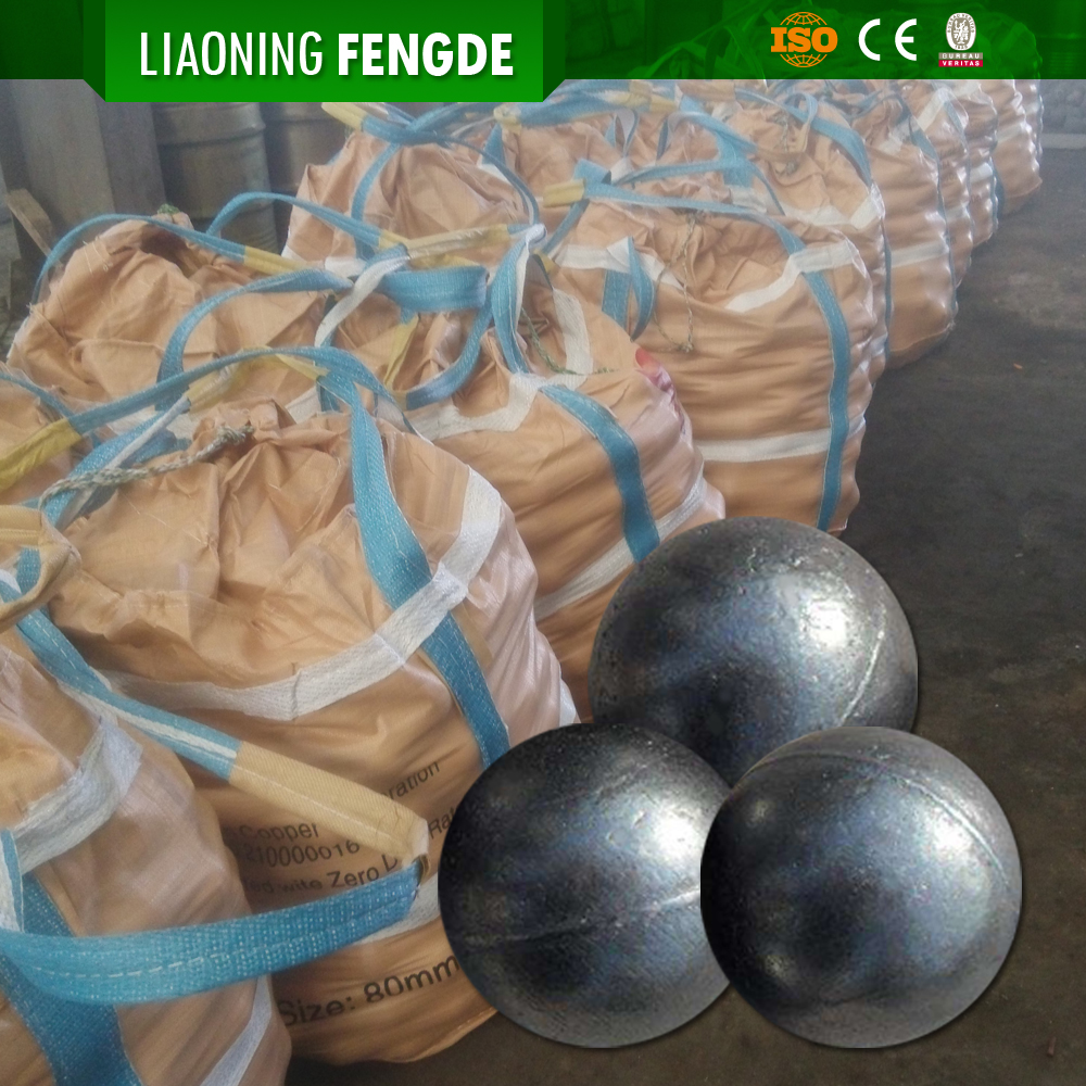 hot sale high chrome grinding steel ball made in China