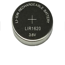 3.6v li-ion lir1222 LIR1220 LIR2016 LIR2025 LIR2032 LIR2450 LIR2477 Rechargeable Button Battery
