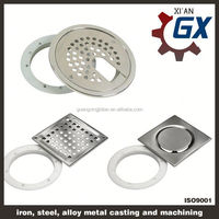 metal drain covers