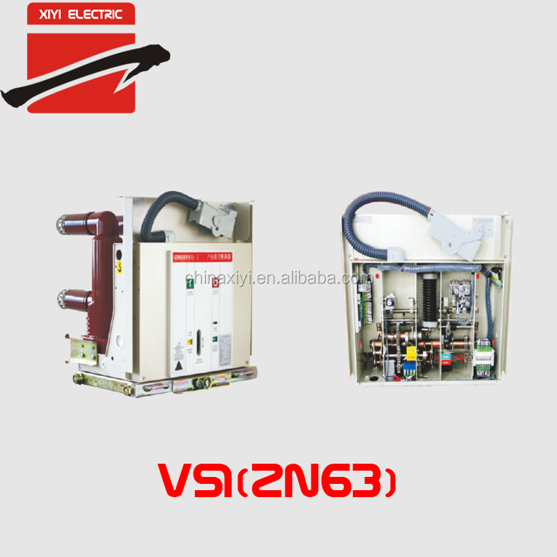 2017 BEST PRICE manufacturer made all indoor/outdoor HV vacuum circuit breaker VCB and custom VCB component