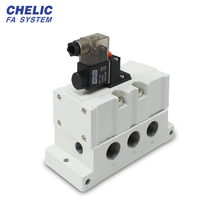 ISO4 Serie Large Flow Electro Magnetic Valve