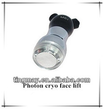 Photon led skin rejuvenate cryo lift machine