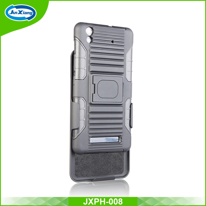 Alibaba hot selling hybrid phone belt clip holster case for M4 SS4455