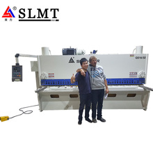 The real top manufacturers Guillotine cutting Machine / QC11K-25X2500 Steel hydraulic Shearing machinery