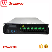 High Power 1550nm EYDFA Fiber Optic Amplifier GWA3530 for FTTH/FTTP