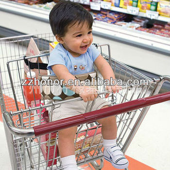 Shopping Cart Safety Strap