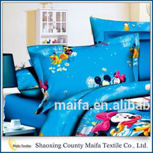 2016 New design Competitive price Living room bedsheet with quilt set