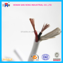 PVC insulated and sheathed electric wire h03vv-f Flexible Cable