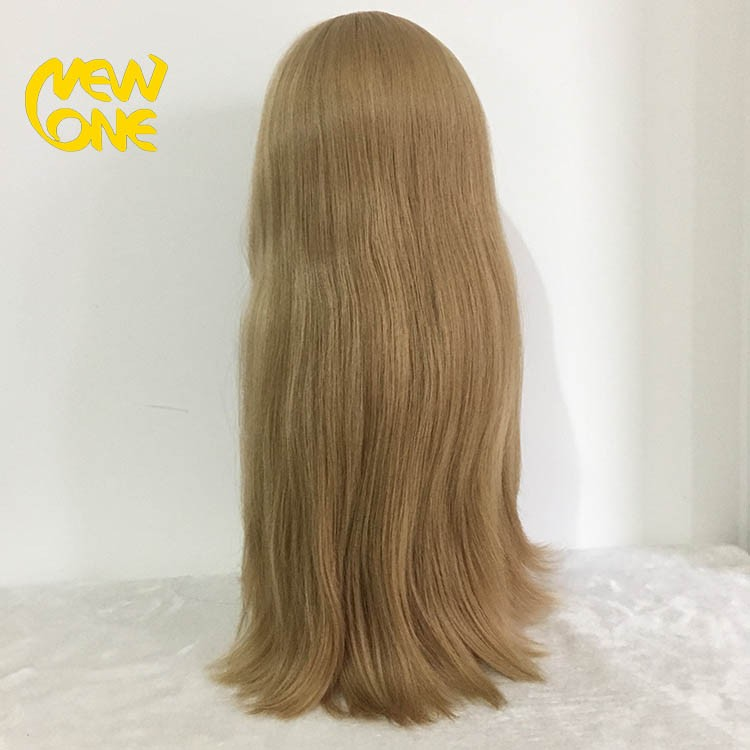 Light color virgin human hair sheitel kosher Jewish wig.jpg