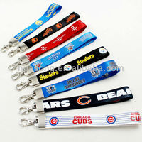 NFL Wrist Lanyard With Custom Logo