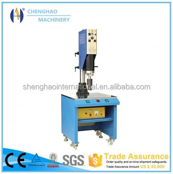 Cool design stationery folder ultrasonic plastic welding machine with CE certificate