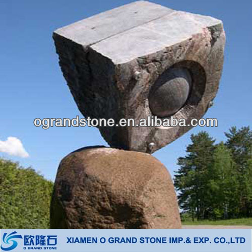 marble stone famous modern garden sculpture for sale