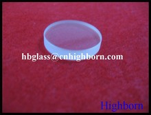 Round Borosilicate Plate For Medicine Packing