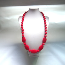 FDA Silicone Loose Beads For Teething Jewelry