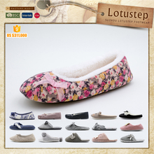 wholesale folding flat latest design lady shoes