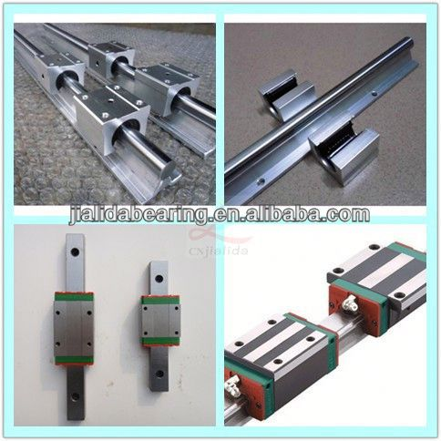 JLD High Precision metal guide rail