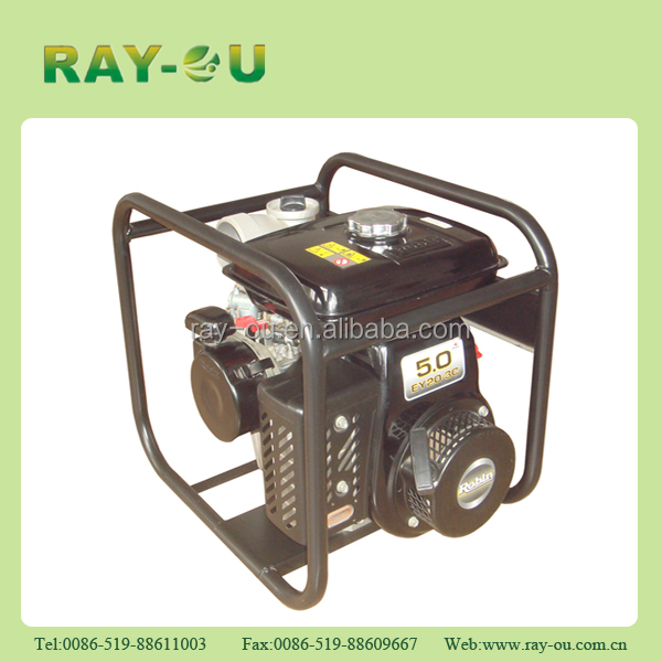 Air Cooled Gasoline Water Pump Robin EY20 Engine