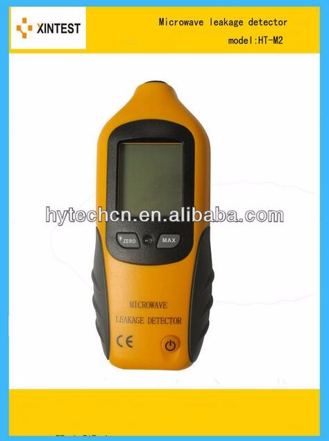Digital LCD Microwave Leakage Detector, Gas Leak Tester with High Accuracy and Light Weight