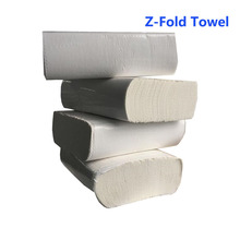 Wholesale Z Fold Hand Towel Paper