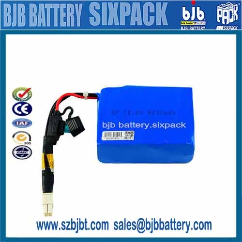Rechargeable LiPo battery 14.8v 10000mAh customized 8000mah li ion battery pack