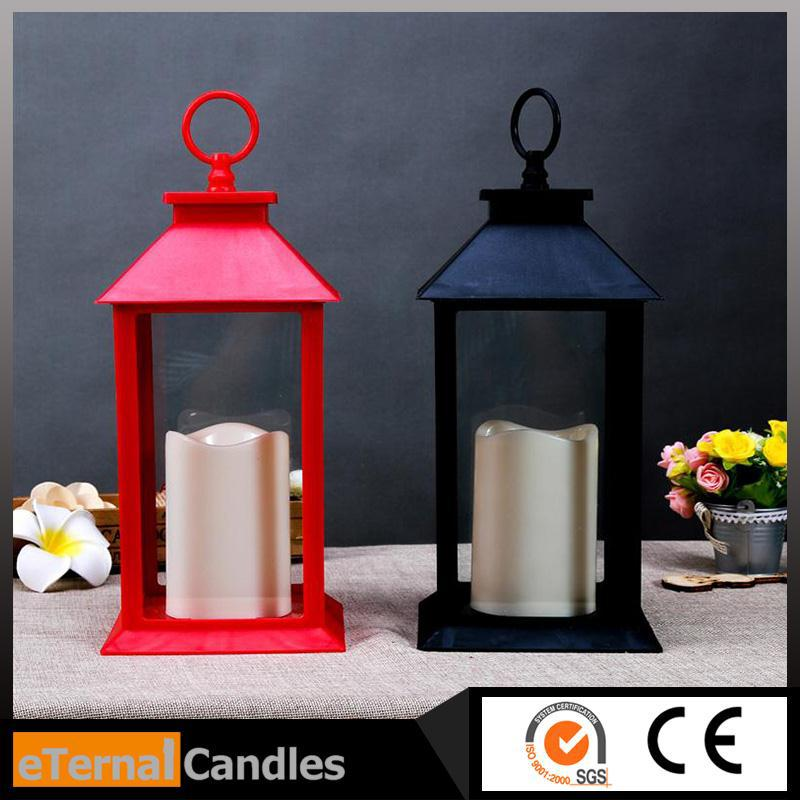 premium led wax pillar candles with moving wicks supplier