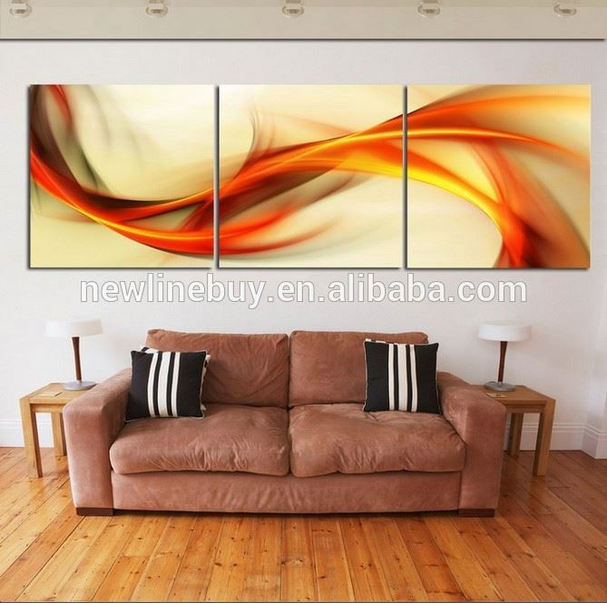 2015 New Free Shipping 3 piece wall art big size 50cm*50cm Home Decor Modern <strong>Picture</strong> Set on Canvas Painting printed art <strong>picture</strong>