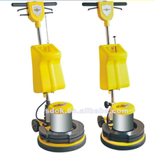 Wood floor small concrete polishing machine