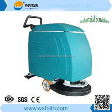 WX530 electric floor single-brush floor scrubber