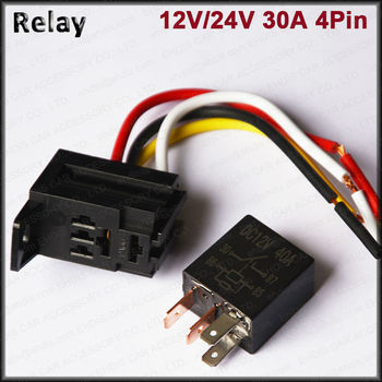 12v time delay relay waterproof automotive relay 5 pin auto relay
