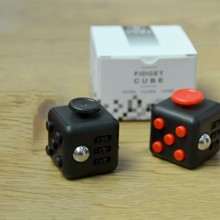 Hot selling Fidget Cube Mini Desk Toy Magic Cube to release stress