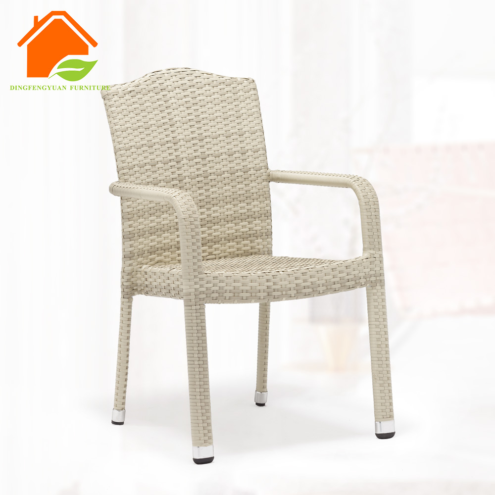 rattan wicker chair for balcony