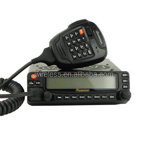 WOUXUN KG-UV920P UHF+VHF Cross-Band Duplex Repeater Mobile Car Radio Transceiver