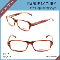 Professional factory 2015 fancy women glasses frames trade assurance