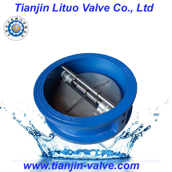 flexible duckbill check valve