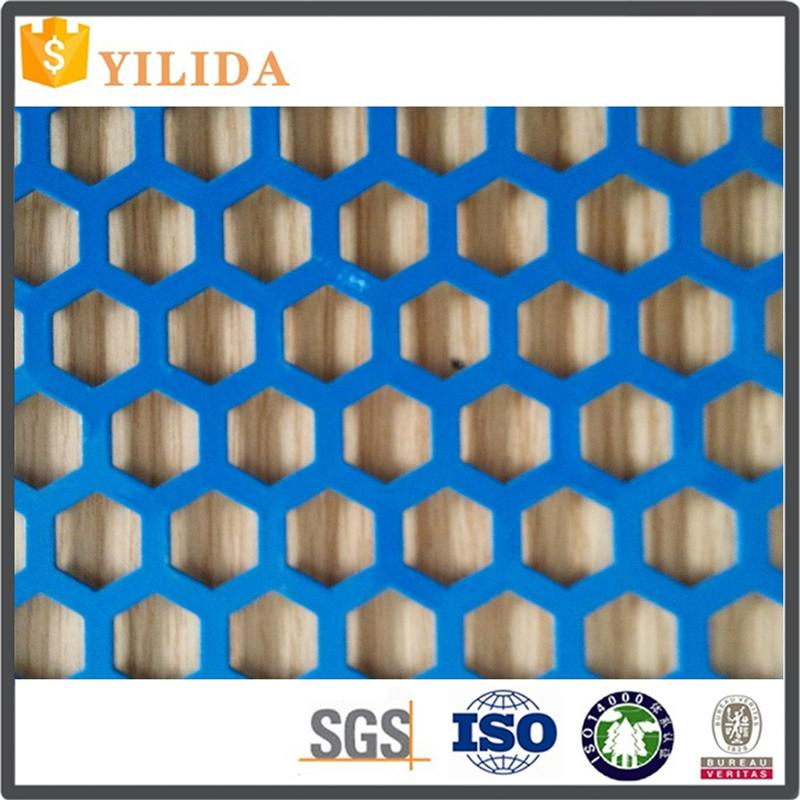 POWDER COATED Perforated Mesh For Decorative With High Quality