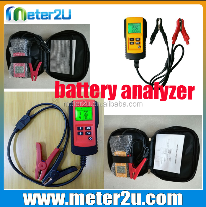 new package tools for auto repair digital battery analyzer