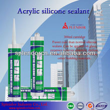 Good Easticity Silicone Sealant Acrylic Silicone Sealant