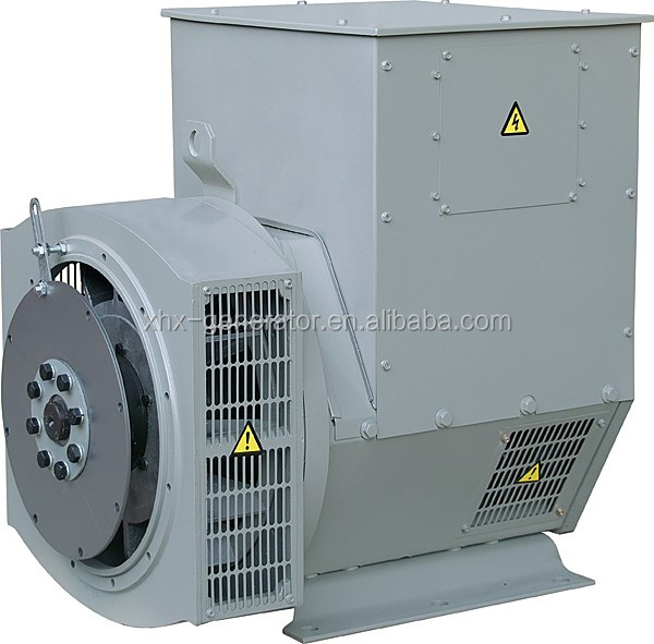 Copy Stamford Three Phase Brushless Synchronous AC Alternator for Diesel Generator Set