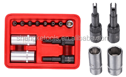 12 Pcs Air Conditioning Tool Kit mechanical tool kit