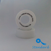 12mm*0.075mm*10m Plumbing Pipe Thread Seal for high pressure pump used