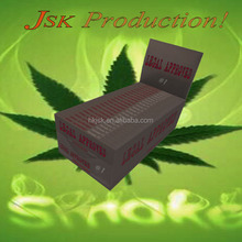 FSC custom logo Smoking/Tobacco Rolling Papers
