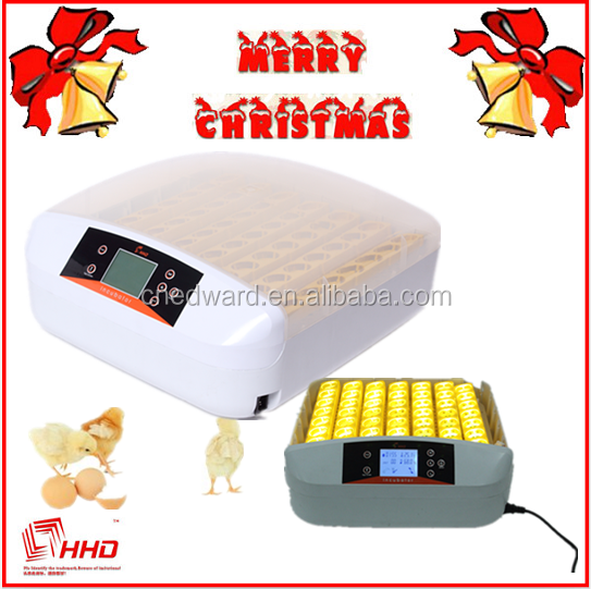 HHD best quality automatic family stype incubator with spare parts for sale