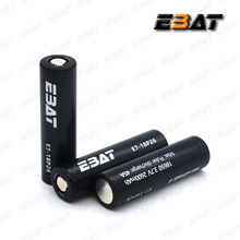 Import 18650 battery imr 45a 2600mah MSDS 3.7v li-ion battery for power tools